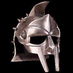 F037 Gladiator Film Helm mit spikes