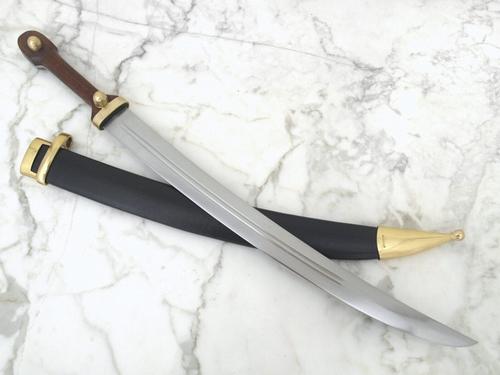 Rus002 Russischer Kindjal Schwert
