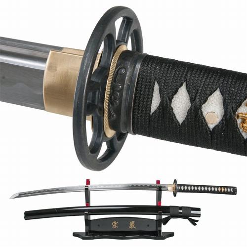 P001 Munetoshi Schwert