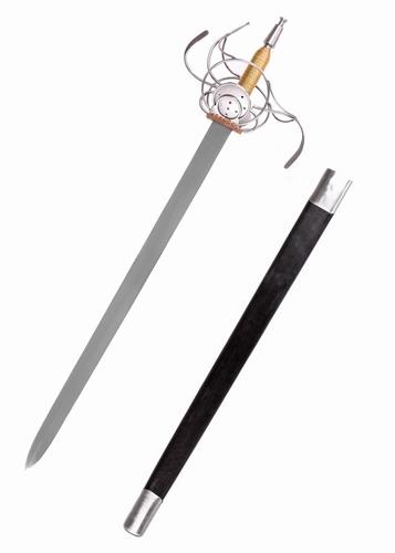 E403 Deutsch Rapier Schwert