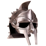 F037 Gladiator Film Helm mit spikes