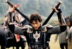 E209 König Arthur film Lancelot Schwerter